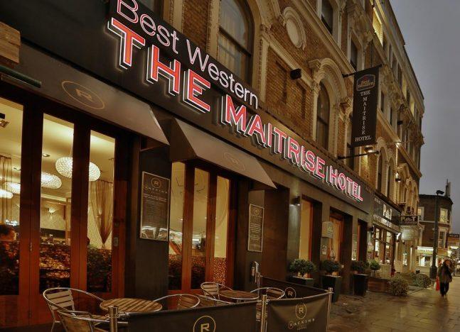 Maitrise Hotel in London